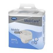 Molicare Mobile Premium 6K, pieluchomajtki rozmiar L,14 szt.