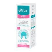 Oillan Baby, 3w1 szampon, żel do kąpieli i pod prysznic, 200 ml