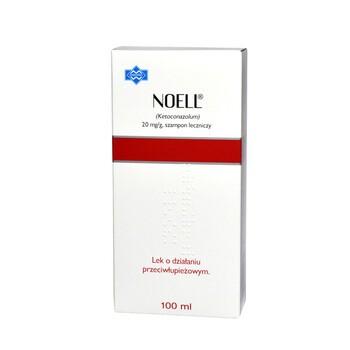 Noell, 20 mg/g, szampon leczniczy, 100 ml