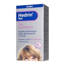 Hedrin Raz, żel w sprayu, 60 ml