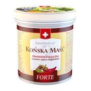 Herbamedicus SwissMedicus, szwajcarska maść końska Forte, rozgrzewająca, 250 ml