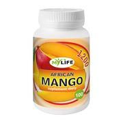 African Mango 1200, tabletki, 100 szt.