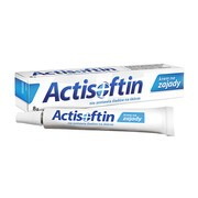 Actisoftin, krem na zajady, 8 g