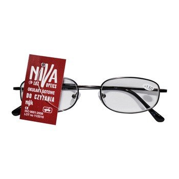 Okulary do czytania, +1,5 Dptr (Niwa)