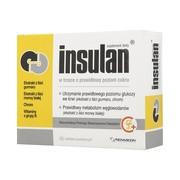 Insulan, tabletki powlekane, 60 szt.