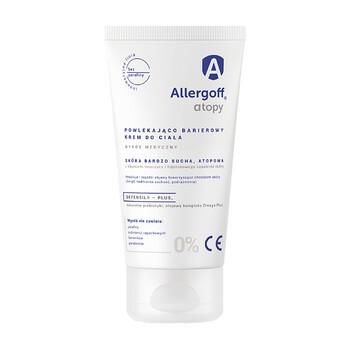 Allergoff, powlekająco barierowy krem do ciała, 75 ml