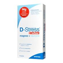 D-Stress booster, proszek, 10 saszetek