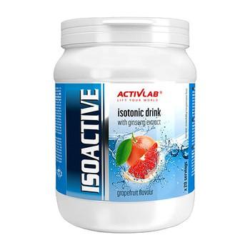 Isoactive, smak grapefruitowy, proszek, 630 g