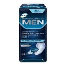 TENA Men Light, wkłady anatomiczne, 24 szt. (level 1)
