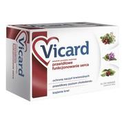 Vicard, tabletki.powlekane, 180 szt.
