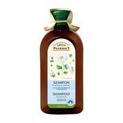 Green Pharmacy, szampon z rumiankiem lekarskim do włosów osłabionych, 350 ml