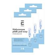 Zestaw 3x Enilome Pro hialuronowe płatki pod oczy