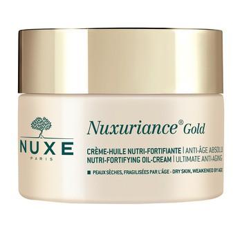 Nuxe Nuxuriance Gold, krem-olejek odżywczo-wzmacniający, 50 ml