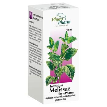 Intractum Melissae Phytopharm, płyn doustny, 100 ml