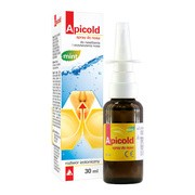 Apicold, spray, do nosa, mint, 30 ml