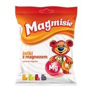 Magmisie, żelki, 4 smaki, 120 g