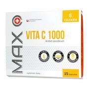 Max Vita C 1000, kapsułki, 15 szt.