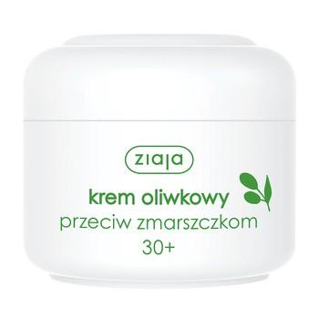 Ziaja, krem oliwkowy przeciw zmarszczkom 30+, 50 ml