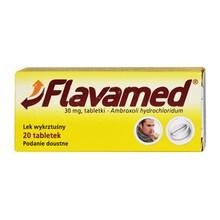 Flavamed, 30 mg, tabletki, 20 szt.
