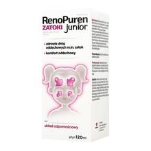 RenoPuren Zatoki Junior, płyn, 120 ml
