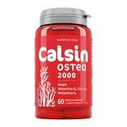 Calsin Osteo 2000, tabletki, 60 szt.