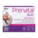 Prenatal Duo, 600 DHA, kapsułki twarde, 30 szt. + kapsułki żelatynowe, 60 szt.