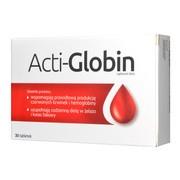 Acti-Globin, tabletki, 30 szt.