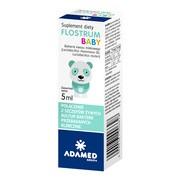 Flostrum Baby, krople, 5 ml