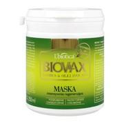 Biovax Bambus & Olej Avocado, intensywnie regenerująca maseczka do włosów, 250 ml