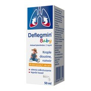 Deflegmin Baby, (7,5 mg/ml), krople doustne, 50 ml