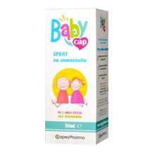 BabyCap Ciemieniucha, spray na ciemieniuchę, 30 ml