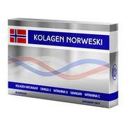 Kolagen norweski, kapsułki, 60 szt.