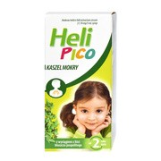 HeliPico, (27,78 mg/5 ml), syrop, 100 ml