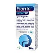 Fiorda Protect MD, spray do gardła, 30 ml