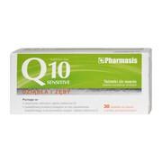 Sensilab Q10 Sensitive, tabletki do ssania, 30 szt.