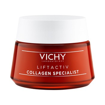 Vichy Liftactiv Collagen Specialist, krem na dzień, 50 ml