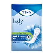 TENA Lady Extra Plus, specjalistyczne podpaski, 16 szt.
