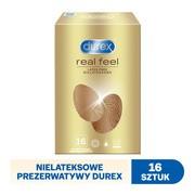 Durex Real Feel, prezerwatywy, 16 szt.