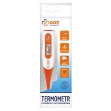 DOZ PRODUCT Termometr elektroniczny z elastyczną końcówką, 1 szt.