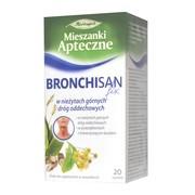 Bronchisan fix, zioła do zaparzania w saszetkach, 3 g, 20 szt.