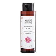 Fresh&Natural, hydrolat Róża, płyn, 200 ml
