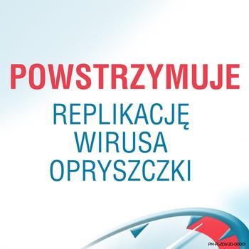 Zovirax Intensive, 50 mg / g, krem, 2 g