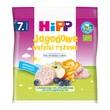 HiPP BIO, jagodowe wafelki ryżowe, po 7. miesiącu, 30 g