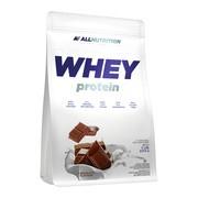 Allnutrition Whey Protein, proszek, smak czekoladowy, 908 g