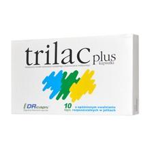 Trilac Plus, kapsułki, 10 szt.