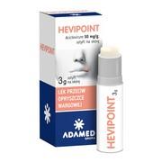 Hevipoint, 50 mg/g, sztyft na skórę, 3 g