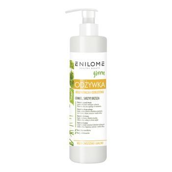 Enilome Healthy Beauty Green, odżywka regeneracja i odbudowa, 300 ml