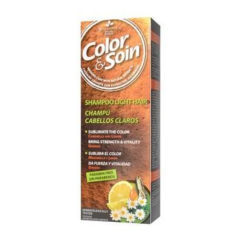 Color&Soin, szampon do włosów jasnych po koloryzacji, 250 ml