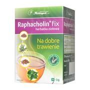 Raphacholin, herbatka ziołowa, fix, 3 g, 20 saszetek