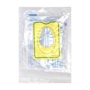 Woreczek do pobierania moczu, jałowy, dla chłopców, 100 ml, 1 szt. (Zarys)